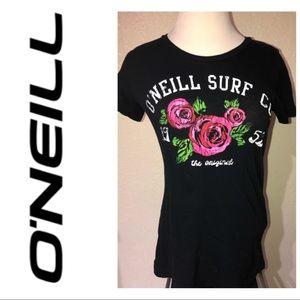 O'Neill surf co tee